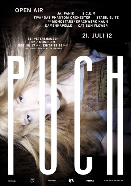 PUCH-Plakat 2012